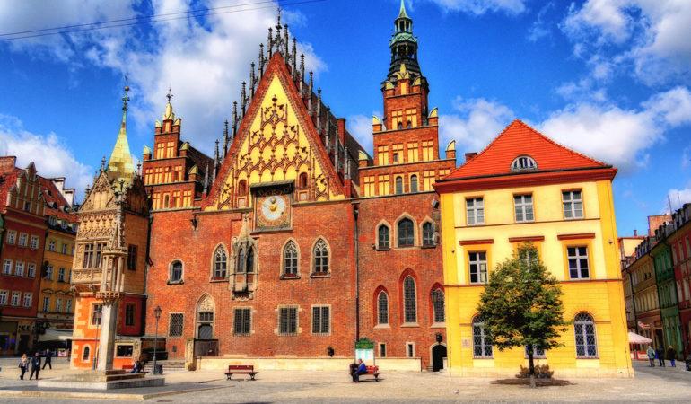 Piaskowanie Wrocław